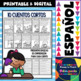 Easy Reading for Reading Comprehension in Spanish - special edi.- Routines