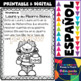 Easy Readings for Reading Comprehension in Spanish - Maths Class