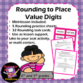 Rounding to Place Value Digits