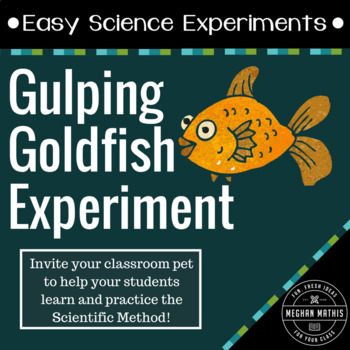 Science Experiments for Kids: Observing Fish to Determine Oxygen Levels Lab
