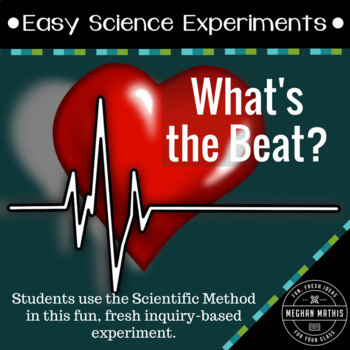 Science Experiments for Kids: Heart Rate Lab