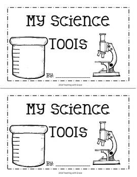 Easy Science: My Science Tools ( An Interactive Emergent Reader)