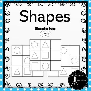Sudoku - Easy (Shapes)