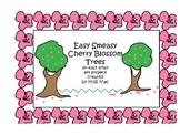 Easy Smeasy Cherry Blossom Trees