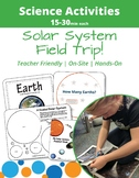 Patterns in the Night Sky: Solar System Field Trip in your gym!