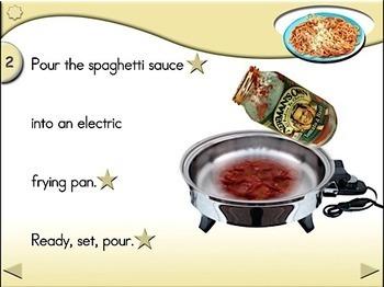 Easy Spaghetti - Animated Step-by-Step Recipe - Regular