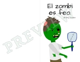 Easy Spanish Reader - El zombi feo