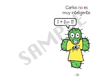 Easy Spanish Reader - La cita de Carlos