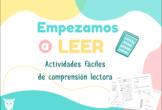 Easy Spanish Reading Comprehension: ¡Pack de comprensiones lectoras completo!
