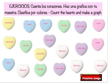 Easy Spanish St. Valentine's Day Activities