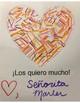 Easy Spanish Valentine's Day Craft