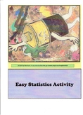 Easy Statistics Activity