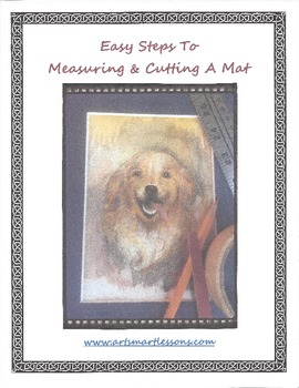 Easy Steps To Measuring and Cutting A Mat