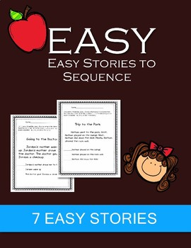 Easy Stories to Sequence