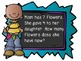 Simple Subtraction Number Story Scoot