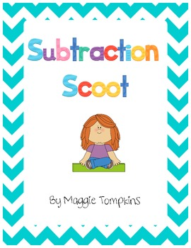 Easy Subtraction Scoot