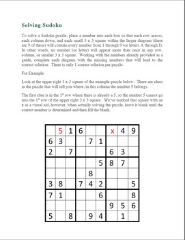 Easy Sudoku Bell Ringers Vol.3  20 Easy Puzzles To Stimulate Critical Thinking