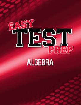 Easy Test Prep: Algebra, Collection 1