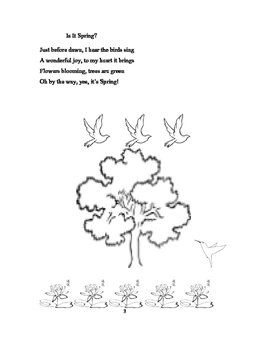 Easy To Read Short Poems