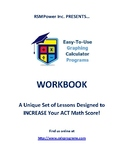 Easy-To-Use Graphing Calculator Math Programs for TI-83/84