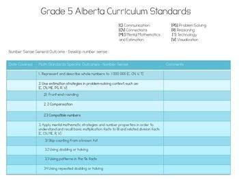 Easy-View Grade 5 Math Curriculum