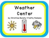 Easy Weather Center