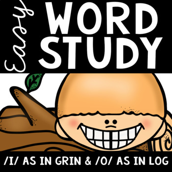 Easy Word Study (Short I and Short O)