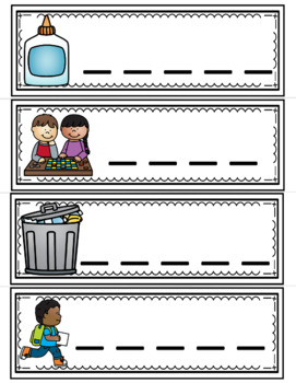 Easy Word Study (Word Families -ade, -ame, and -aste)