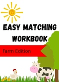 Easy Workbook: Farm Edition