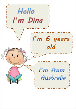 Easy Writing with Dina