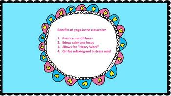 Brain Break: Easy Yoga for the Classroom