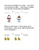 Easy addition word problems with clip art