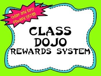 Dojo Reward System-Bulletin Board