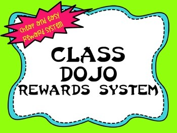 Dojo Reward System-Bulletin Board