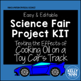 Science Fair Project (Individual or Whole Class Experiment)