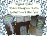 Easy and Effective Behavior Management System for Grades 1