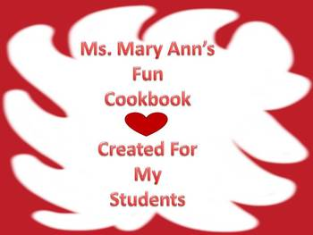 Easy and Fun Cookbook
