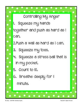 Classroom Management Behavior Contracts