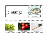 Easy and fun French food flip books.
