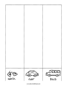 Easy as 1-2-3 (Graphs and Math Activities)