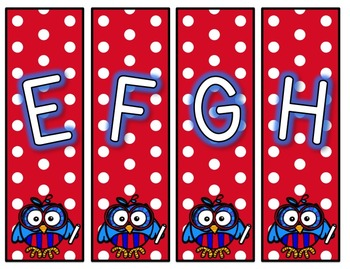 Easy as ABC...Alphabet Puzzles