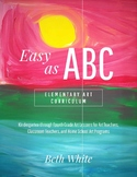 Easy as ABC K-4 Full Year Art Curriculum
