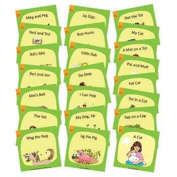 Easy-for-Me™ Children's Readers Set A Written by: Sarah K Major