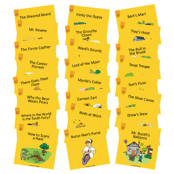 Easy-for-Me™ Children's Readers Set C Written by: Sarah K Major