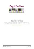 Easy n Fun: Advanced Rhythm
