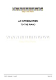Easy n Fun: Introduction to Piano