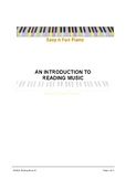 Easy n Fun: An Introduction to Reading Music