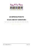 Easy n Fun: Scales and Keys
