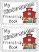 Easy to Assemble ~ End of Year Friendship Book!