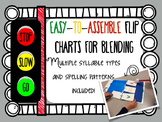 Easy-to-Assemble Flip Chart Cards for Blending Boards